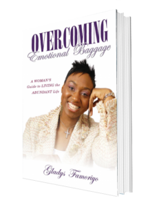 Grace Gladys Famoriyo Overcoming Emotional Baggage